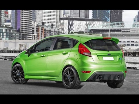 2017 Ford Fiesta St Test Drive Top Sd Interior And Exterior Car Review