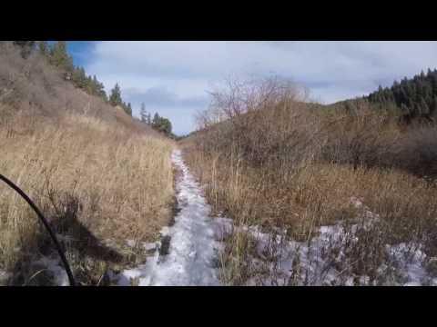 Mt Herman to Limbaugh Canyon Monument Colorado