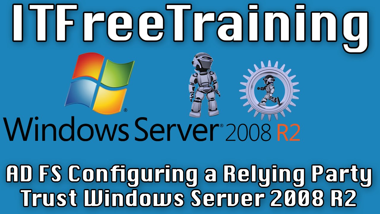 trainsignal windows server 2008 r2 training videos