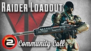"Loadout ""Raider"" - Community Call (PlanetSide 2 Gameplay)"