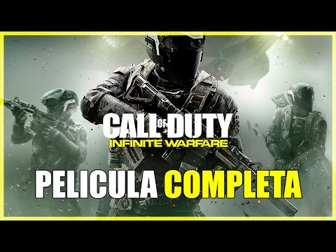 Call of Duty Infinite Warfare - Película Completa en Español (Full Movie All Cutscenes)