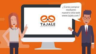 Nuevo método de Pagos TAJALE.com
