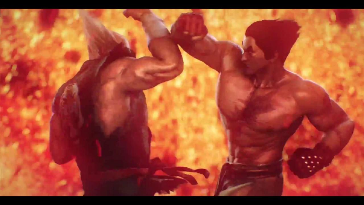 Tekken 7 Final Battle Soundtrack Kazuya Vs Heihachi Battle Soundtrack