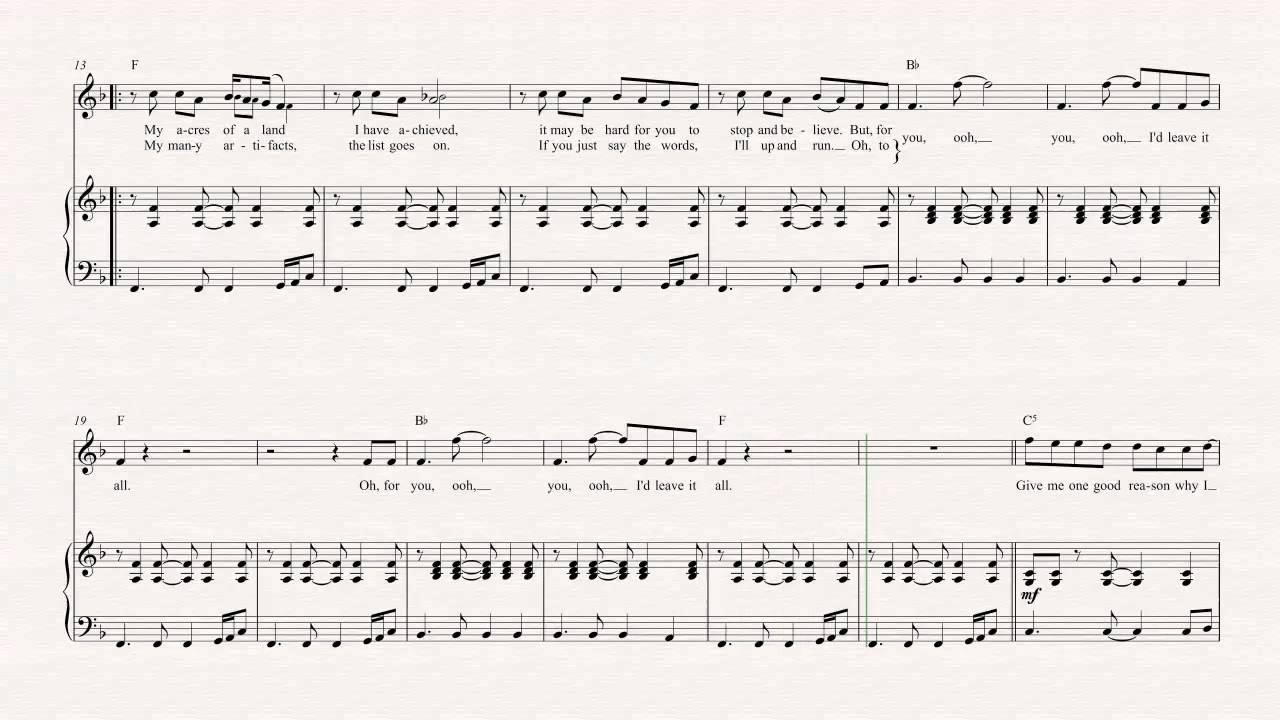 Violin Budapest George Ezra Sheet Music Chords Vocals Youtube