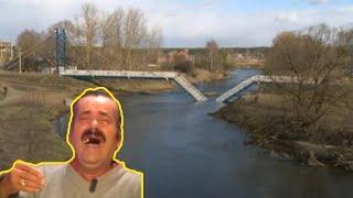 Мост, который открывала Терешкова - обнулился...