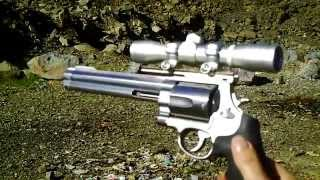 S&W 500 Magnum, hunting rig.