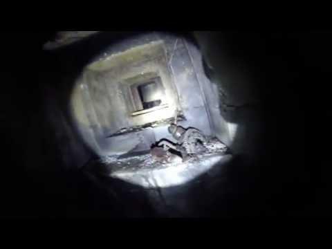 Urbex #1 : Les souterrains de Cherbourg Octeville
