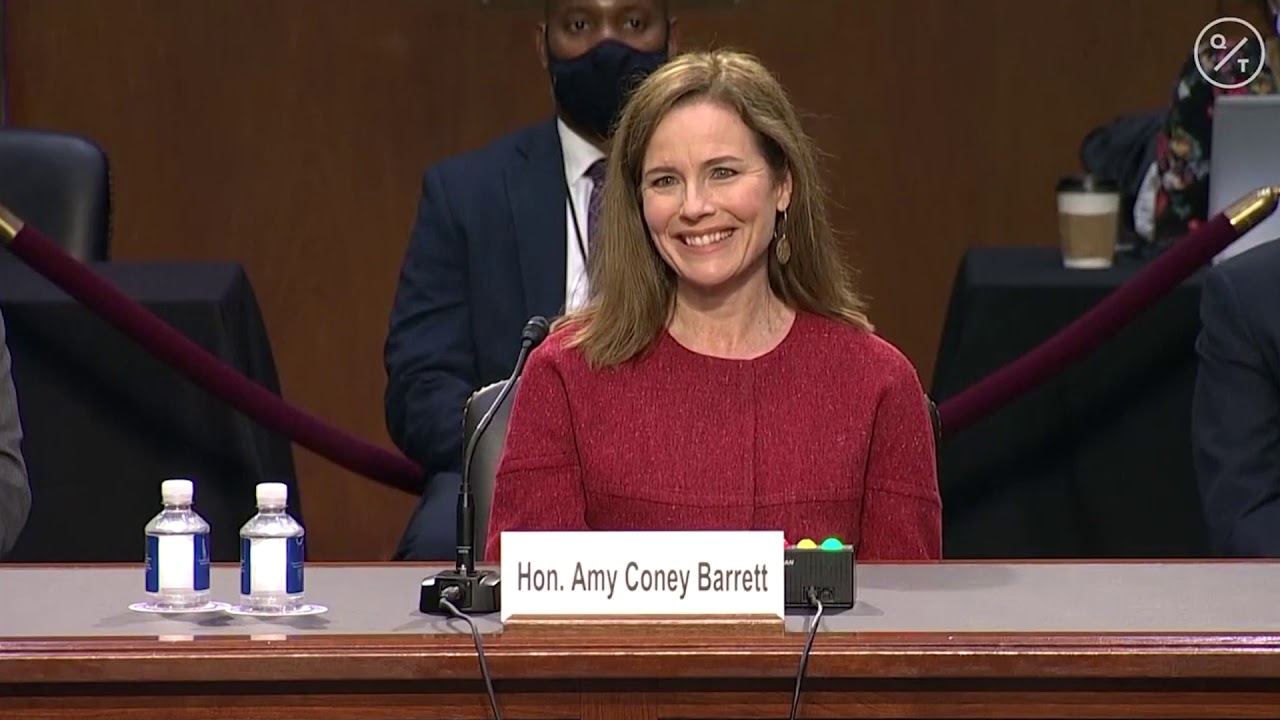 Highlights of Amy Coney Barrett's Journey