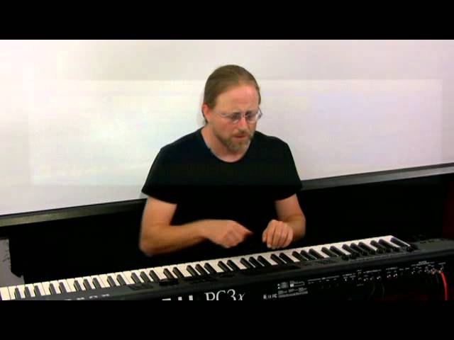13 Kurzweil PC3 Series: FX Mods