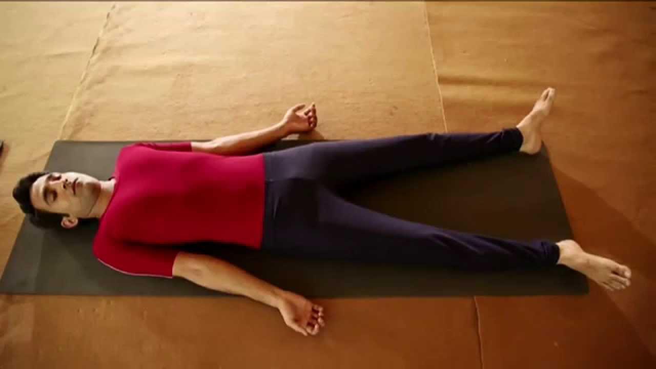 Shavasana (The Dead Body Posture) - YouTube