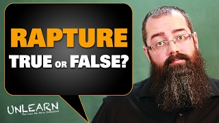 Is the rapture true or false? Does the Bible talk about a rapture?