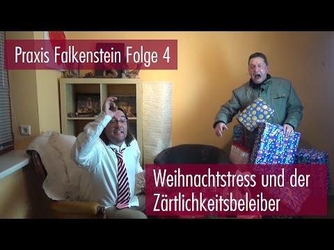 Praxis Falkenstein - Folge 4: Weihnachtsstress und der Zärtlichkeitsbeleiber
