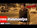 Rahmaniya lyrical video song ajab singh ki gajab kahani rishi prakash mishra t series mp3