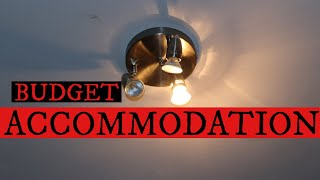 HOW TO FIND BUDGET ACCOMMODATION | Tips and Tricks to find the best accommodation.