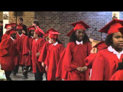 Children's University Chancellor Ceremony & Graduation Dec 2015