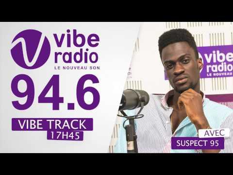 SUSPECT 95 sur VIBE RADIO COTE D'IVOIRE