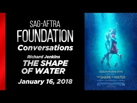 Conversations with Richard Jenkins of THE SHAPE OF WATER