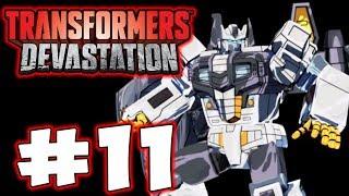 Transformers Devastation - Part 11 - Crazy Missions! Gameplay Walkthrough