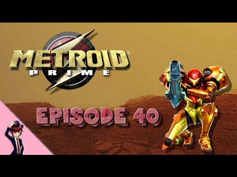 Metroid Prime (Blind) Part 40 - Ghosts n' Stuff