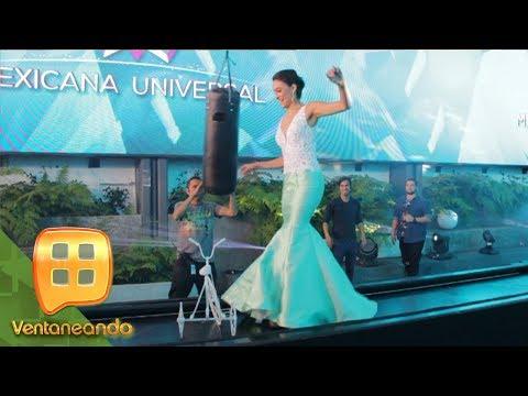 Una Mexicana Universal ¡sufrió tremendo accidente! | Ventaneando