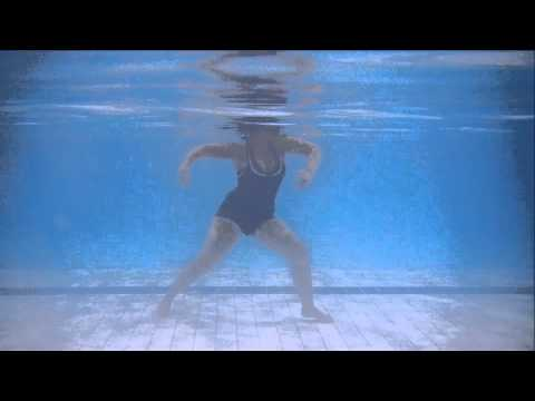 Aqua Zumba Choreography to Don Omar Zumba