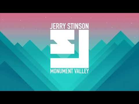 Jerry Stinson - Monument Valley (Official Audio)