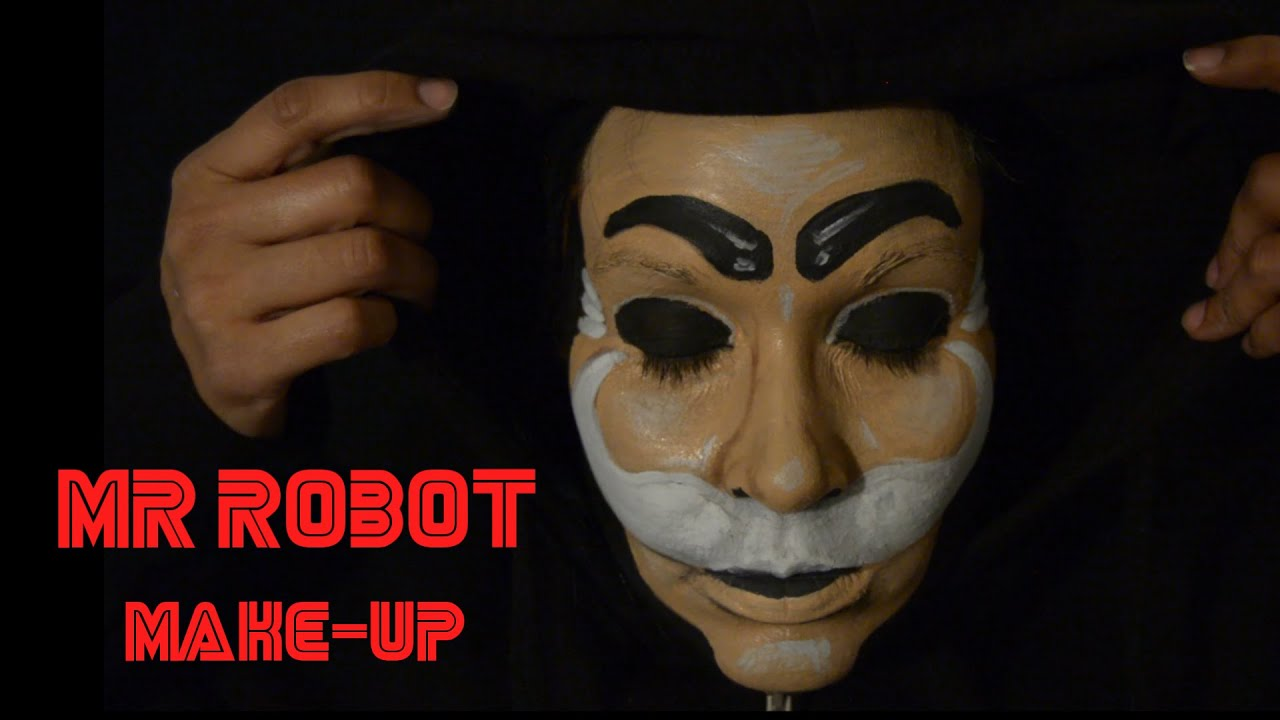 Mr Robot F Society Mask