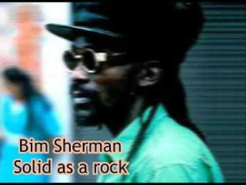 Bim Sherman - Solid As A Rock