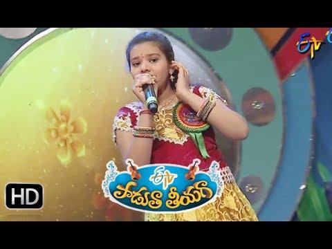 Ee Kshanam Oke Oka Korikaa   Song | Sri Vaishnavi Performance | Padutha Theeyaga | 16th July 2017