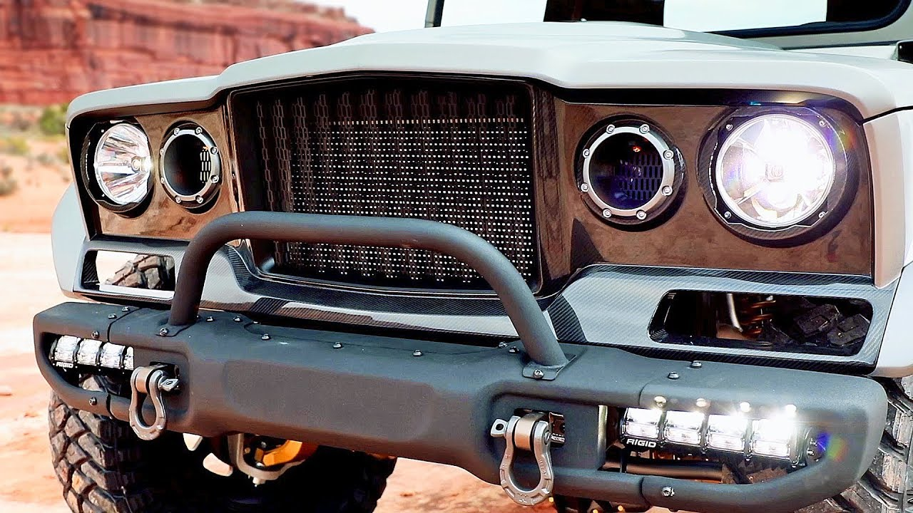 700HP Jeep M-715 Five-Quarter – Better than the Gladiator