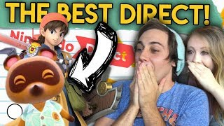 IT'S FINALLY HERE!!! NINTENDO WINS e3! (Nintendo Direct 6/11 Reaction)