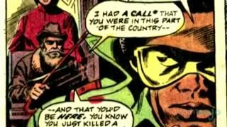 Superhero Origins Blade