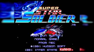 The Best of Retro VGM #2 - Super Star Soldier (TG-16/PCE) - Into The Super Battle (Stage 1)