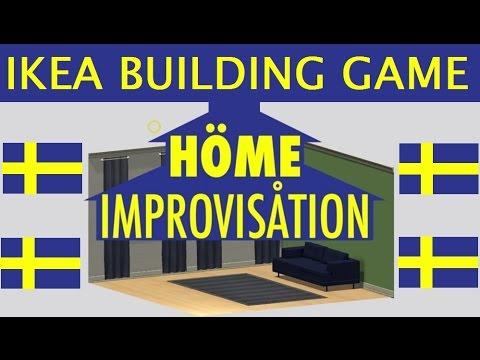 Ikea furniture building game home improvis tion youtube Ikea simulation