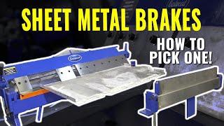 How to Choose a Sheet Metal Brake - Eastwood