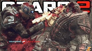 Playing GEARS OF WAR 2 in 2019!