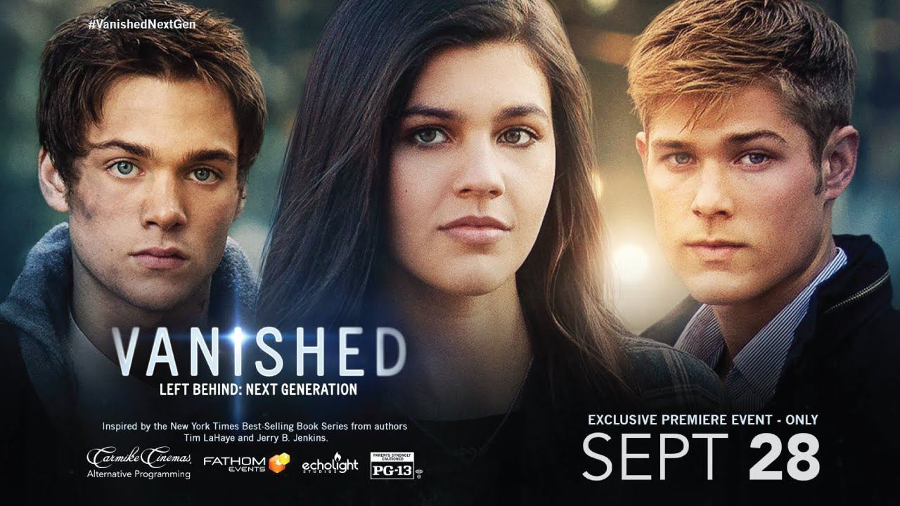 Interview with Amber Montana star of the NEW movie Vanished - Left Behind  Next Generation
