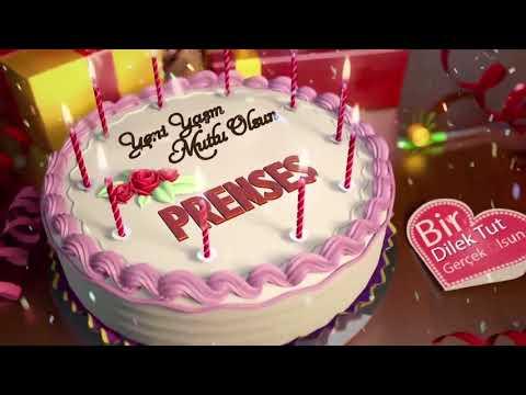 İyi ki doğdun PRENSES - İsme Özel Doğum Günü Şarkısı indir