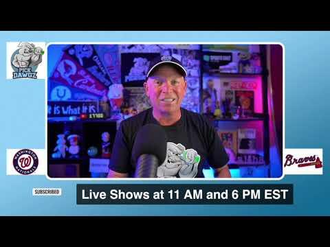 Atlanta Braves vs Washington Nationals Free Pick 8/19/20 MLB Pick and Prediction MLB Tips