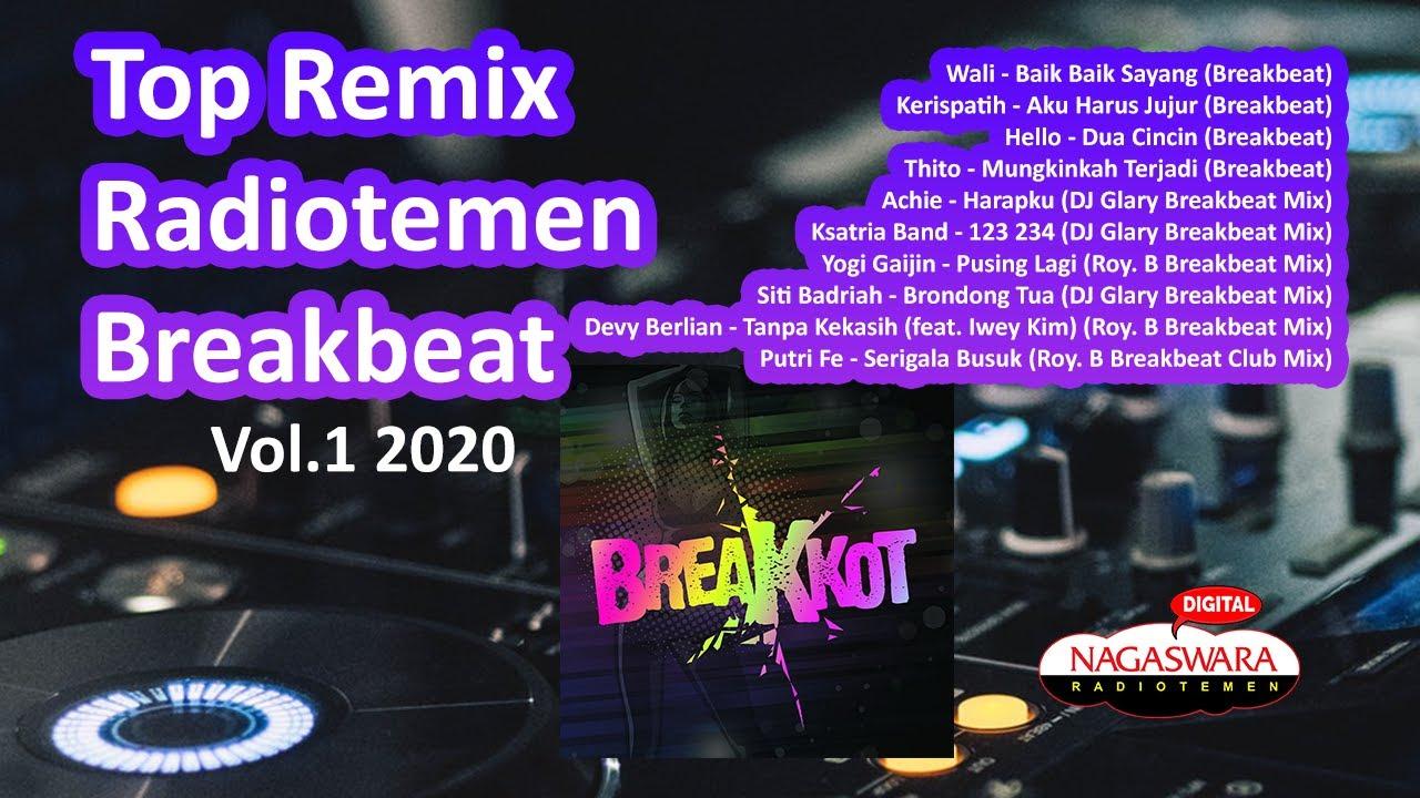 Top Remix Radiotemen Breakbeat Vol 1 2020