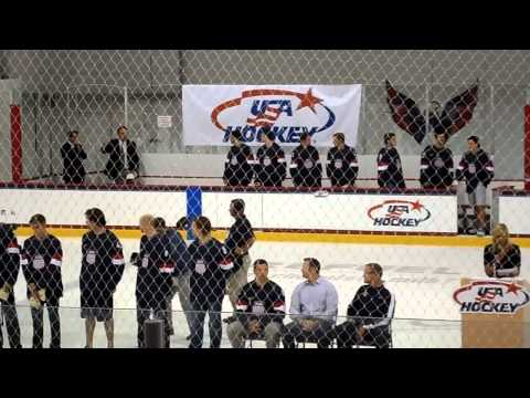 Team USA ice hockey roster introduced