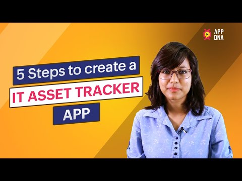 How to Build an IT Asset Tracker App Yourself