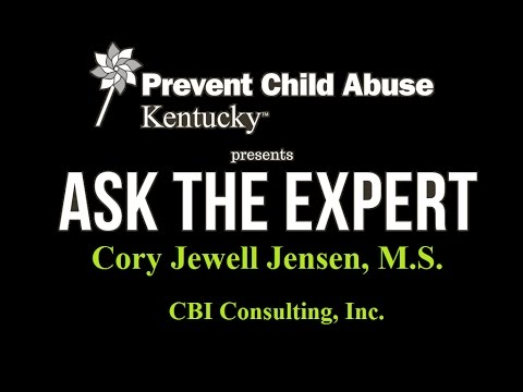 Part 1: Ask the Expert - Protecting Youth from Child Sexual Abuse
