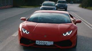 DT Test Drive — Lamborghini Huracan LP610-4