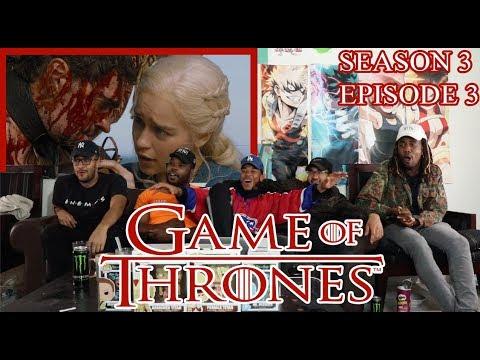 Game of Thrones Season 3 Episode 3 Reaction/Review