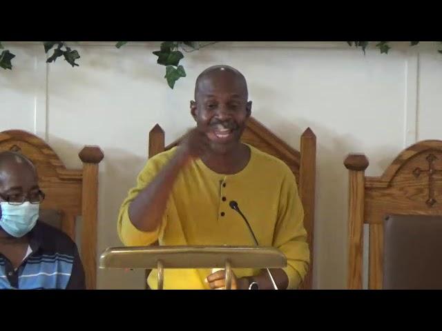 South Calvary MBC Sunday Morning Worship - September 26, 2021
