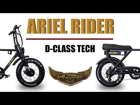 Ariel Rider D-Class Front Rack Assembly