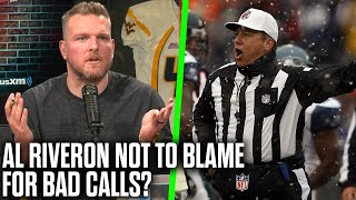 Was Pat McAfee Wrong To Blame Al Riveron For NFL Ref Issues?