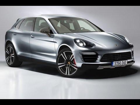 New Porsche Cayenne 2018