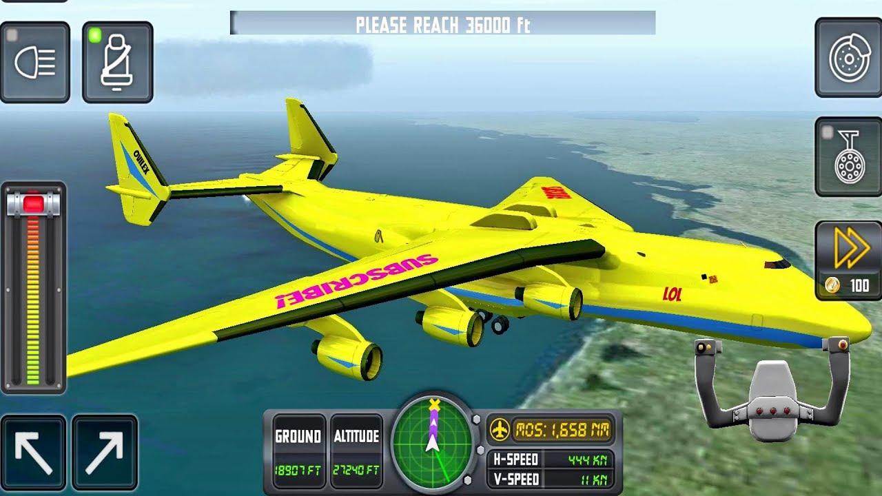 virgin games sim Flight